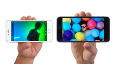 Camera und Huge: Neue Apple iPhone 6 (Plus) Werbung - https://apfeleimer.de/2014/09/camera-und-huge - Eines steht fest: die neuen iPhone 6 und iPhone 6 Plus sind wirklich riesig im Vergleich zu allen bisherigen iPhone Modellen (inklusive iPhone 5s). Und auch die neue iPhone 6 Kamera mit Focus Pixels zeigt deutlich, dass es bei Apple nicht unbedingt zweistellige Megapixel Angaben braucht um...