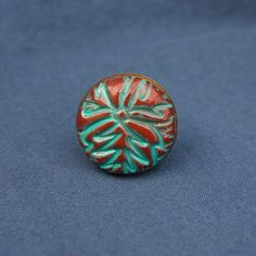 Bronze, Stud Earrings, Turquoise, Etsy, Collection, Jewelry, Hippies, Pretty Engagement Rings, Stud Nails