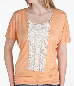 Daytrip Crochet Front Top
