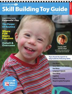ISSUU - Skill Building Toy Guide for Children with Special Needs by Learning Express Inc.