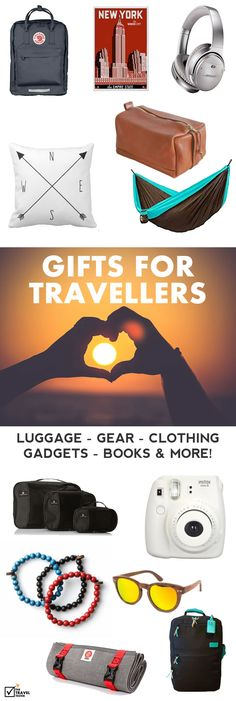 Gifts For Travellers: The Travel Tester Holiday Guide To All Things That Tick (2016-2017 Edition) || The Travel Tester: Self-Development through Travel