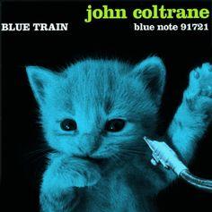The Kitten Covers: John Kittentrane.