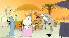 Les Moomins sur la Riviera : Les making-of du film Les Moomins, Tove Jansson, Moomin Valley, London Films, Cinema Film, Museum Exhibition, Expo, A Comics, Helsinki