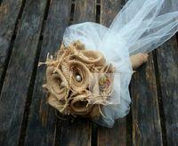 Bride Brooch Bouquets
