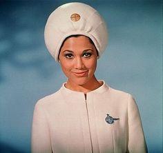 "Futurist ""Courreges"" Pan Am - a la Kubrick's 2001 A Space Odyssey"