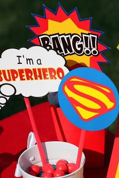 fun on straws Superman Party, Superman Birthday, Birthday Fun, Birthday Parties, Superhero Teacher, Superhero Party, Powerful Quotes, Powerful Words, Teachers Week