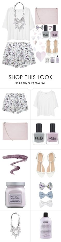 """""""n o - n a m e 64"""" by elizabethlawrence ❤ liked on Polyvore featuring Emma Cook, Acne Studios, Whistles, RGB, Yves Saint Laurent, Zara, Laura Mercier, New Look, Prada and philosophy"""