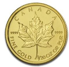 Starting being minted in 1979 by the so famous Canadian Royal Mint, the Maple Leaf gold coin instantly became a success, being in high demand for investors and collectors. This coin is the official bullion gold coin of the Canadian government. Even though it is a legal tender in Canada, this coin and its other denominations are not considered circulating coins because they are sought after for gold investment and by numismatists....