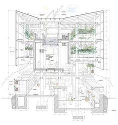 vía College of Environmental Design UC Berkeley + Kengo Kuma & Associates