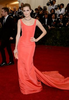 Allison Williams - Red Carpet Arrivals at the Met Gala — Part 3