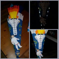 Raumschiff/Astronaut