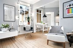 Inspiring Homes: Grey Home in Sweden | Nordic Days