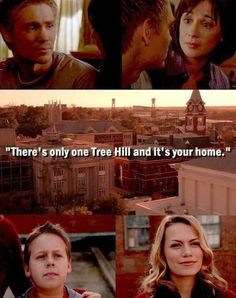 O is for Only One Tree Hill