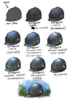 Armor tutorial by MatesLaurentiu on deviantART