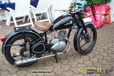 cz 125 1952 Old Bikes, Cafe Racers, Cars And Motorcycles, Motorbikes, Events, Vehicles, Vintage, Old Motorcycles, Motorcycles