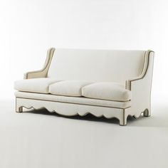 Nailhead Sofa - Bunny Williams