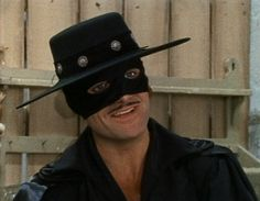 Zorro - New World Zorro or Family Channel Zorro - Be part of the group on Facebook.