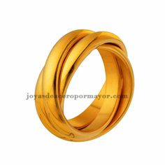 stainless steel binding design fashion ring on sale-SSRGG831317