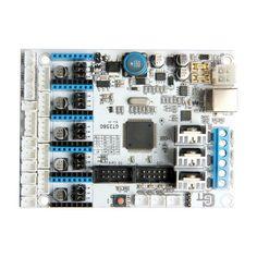 Geeetech GT2560 ATmega2560 3D Printer Controller Board - White