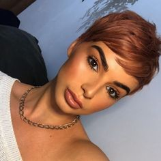 88 Gorgeous Pixie Haircuts for Older Women - Hairstyles Trends Edgy Short Hair, Short Hair Cuts, Short Pixie, Pixie Cut Styles, Short Hair Styles, Pixie Cuts, Pixie Hairstyles, Pretty Hairstyles, Haircuts