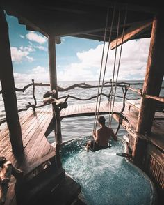 A collection of nest-like treehouse huts with luxurious accommodations inside, Azulik offers guests one of the most unique stays in Tulum. | Photo Credit: Gab Scanu