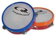 Quirino Instrumentos Musicais - prdtPandeiro6ABSinfantil