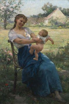 Картинки по запросу материнство в живописи