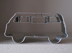 VW van cookie cutter! How awesome is this???