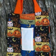 Child Safety Trick or Treat Bags  on Lish, $15.00 USD