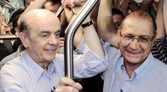 Globo 'esquece' de Serra e Alckmin na Odebrecht e noticia que Presidenta Dilma Rousseff comprou tapioca