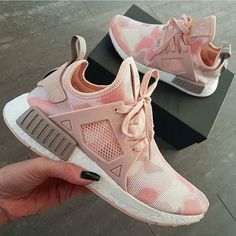 52ecef6ed582 NMD Perfection ©ju.st.style Shopping link in bio ❤ camouflage pink adidas