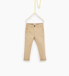 Zara Boys Chino trousers