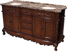 67 Inch Furniture Style Double Bathroom Vanity in Mahogany 67 Inch Double Sink Bathroom Vanity in Mahogany Dark Bathrooms, Bathroom Vanity, Bathroom Vanity Cabinets, Bathroom Interior, Modern White Bathroom, Vanity, Rustic Bathroom Vanities, Bathroom Interior Design, New Toilet