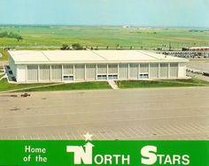 Met Center - MN North Stars