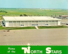 Met Center - Minnesota North Stars