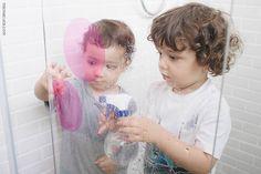 Atividades com Água para hora do banho e verão | Summer and Bath Water Activities