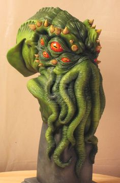 Propnomicon: Cthulhu Fhtagn! Johnson Edition.