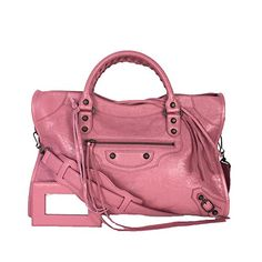a39093af2bd2b Balenciaga Classic Leather City Tote Bag