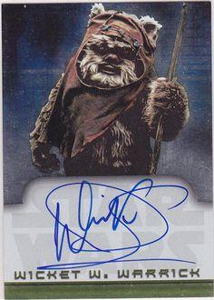 Warwick Davis Star Wars -Contact the coolest celebs free at StarAddresses.com