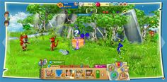 Screenshot Brave Little Beasties www.bravelittlebeasties.de