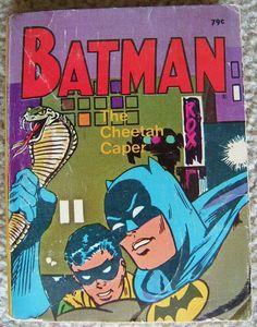 Check out Vintage BATMAN ROBIN THE CHEETAH CAPER Big Little Book WHITMAN 1969 PAPERBACK  http://www.ebay.com/itm/Vintage-BATMAN-ROBIN-CHEETAH-CAPER-Big-Little-Book-WHITMAN-1969-PAPERBACK-/160848508640?roken=cUgayN&soutkn=t2Vjwc via @eBay
