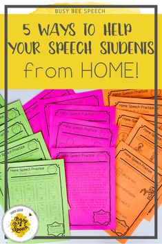 Speech Therapy Distance Learning Tips - Busy Bee Speech Speech Therapy Organization, Speech Therapy Activities, Speech Language Therapy, Speech And Language, Speech Pathology, Sign Language, Oral Motor Activities, Articulation Activities, Anastasia