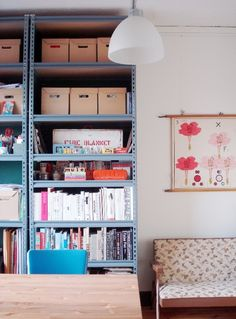 House Tour: Melissa & Henry's Small Live/Work Home
