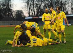 Celebrate,  King's Lynn Town FC v Buxton FC 11/1/14