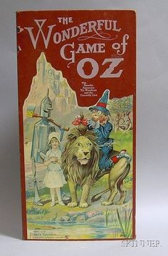 Lions, Tigers, and Bears, oh my! This was another kid favorite for Christmas 1921