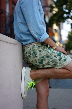 #camo #shorts