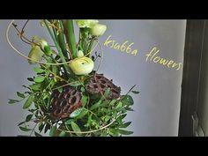 Флористика !Букет! Собираем вертикальный букет! Floristics ! Bouquet of flowersмужской букет - YouTube