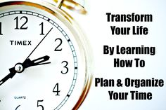 Open Enrollment for BRAND NEW Time Management Coaching Program.