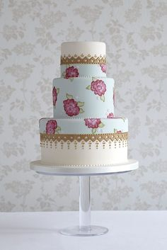 Wedding Cakes Noosa, Sunshine Coast | Zoe Clark Cakes