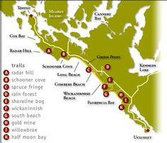 Tofino to Ucluelet Pacific Rim National Park, British Columbia Long Beach Tofino, Tofino Bc, Pacific Rim, Pacific Northwest, Roadtrip, Vancouver Island, Adventure Is Out There, Canada Travel, British Columbia